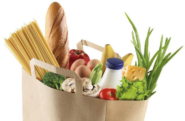 Conservazione di alimenti freschi al rientro dalla spesa