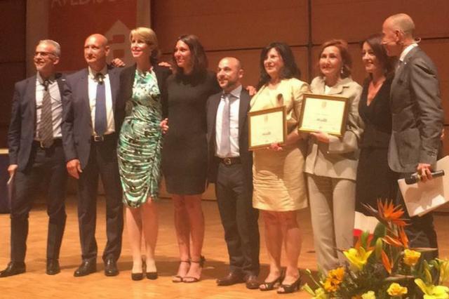 AVEDISCO 2017: due premi per gli incaricati Fresco