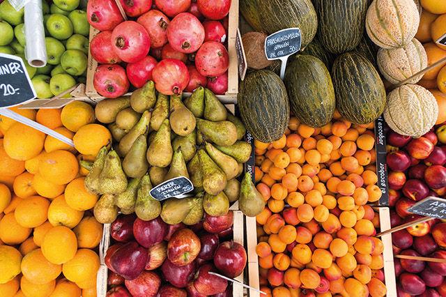 Agosto: il mese della frutta